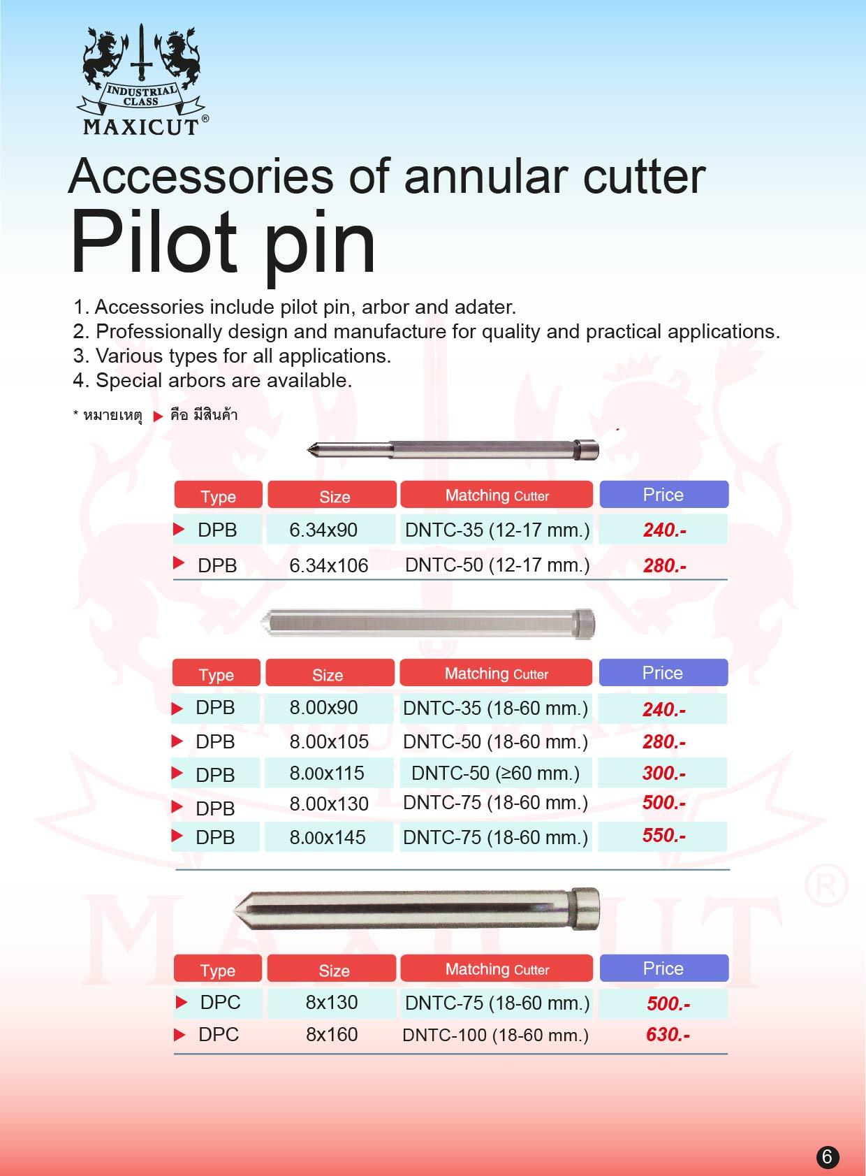 (149/188) Pilot pin