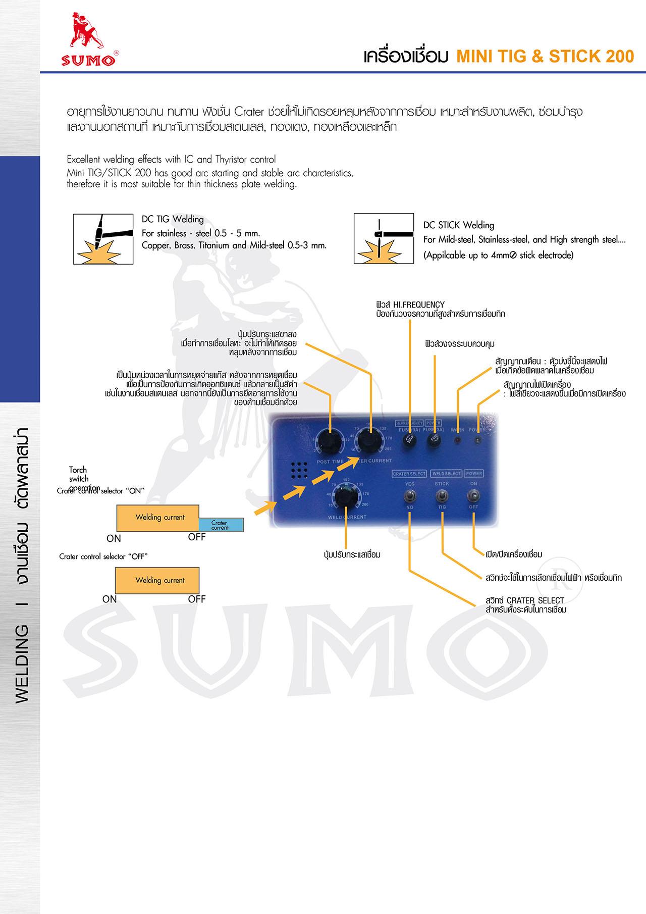 (10/16) Tig/Stick-315 AC/DC Pulse
