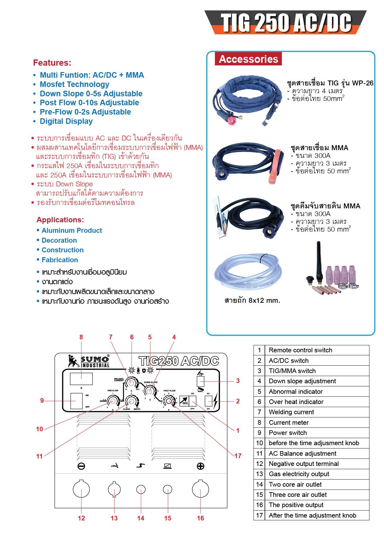 (105/239) Tig &Stick-300A